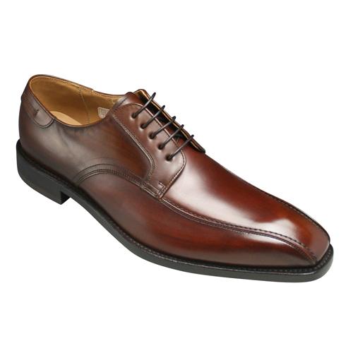 【REGAL(リーガル)】イタリア製牛革使用のドレスシューズ(スワールトゥ)・03AR(ダークブラウン)/メンズ 靴