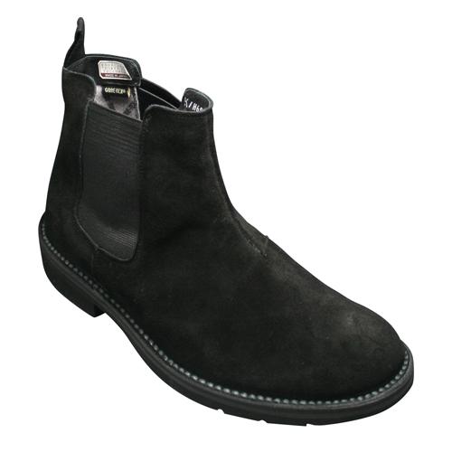 熱い販売 【REGAL WALKER(リーガル ウォーカー)】GORE-TEXとグリップ力の強いソールで冬も安心のサイドゴアブーツ・145W(ブラックベロア)【REGAL/メンズ 靴, 喫煙具屋 Zippo Smokingtool Shop:4b0a5826 --- phcontabil.com.br