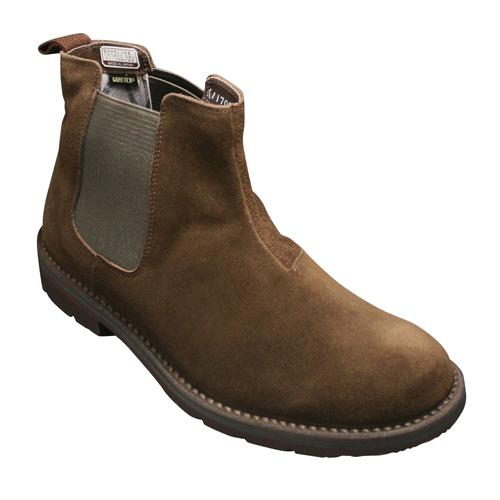 【予約】 【REGAL WALKER(リーガル ウォーカー)】GORE-TEXとグリップ力の強いソールで冬も安心のサイドゴアブーツ 靴・145W(ダークブラウンベロア)/メンズ WALKER(リーガル 靴, イイシグン:6ff1243b --- phcontabil.com.br
