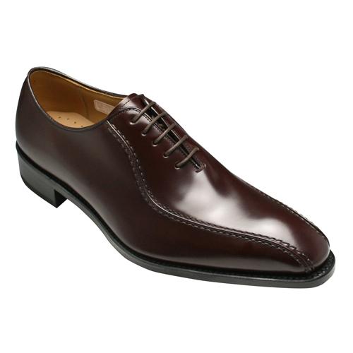 【REGAL (リーガル)】ロングノーズのビジネスシューズ(スワールトゥ)・318r(ダークブラウン)/メンズ 靴
