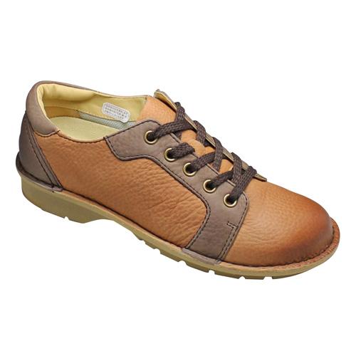 【REGAL WALKER(リーガル ウォーカー)】NASA生まれの新素材を使用した軽量レースアップスニーカー・189W(ブラウン/キャメル)/メンズ 靴