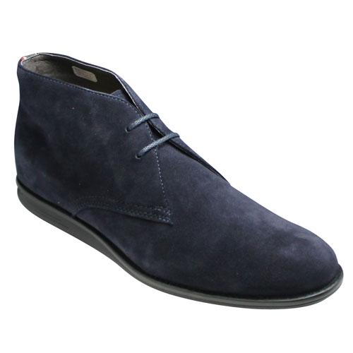 週間売れ筋 【REGAL(リーガル)】ロングノーズのスエード製チャッカーブーツ・67JR(ネイビースエード)/メンズ 靴, メガネのウエムラ:cb948c49 --- phcontabil.com.br