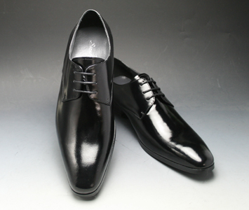 [SARABANDE (sarabande)] European traditional の cowhide business shoes (plane toe), SB7760 (black) [easy ギフ _ packing]