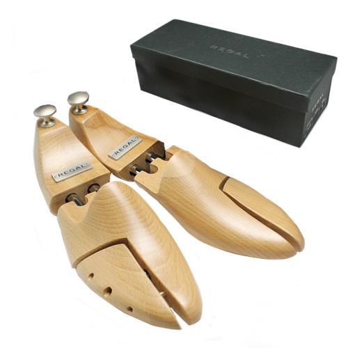 【REGAL(リーガル)】ロングノーズドレス対応シューツリー(バネ式)・TL22/メンズ 靴
