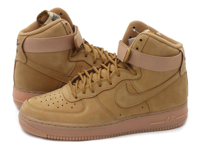 womens nike air force 1 high flax nz