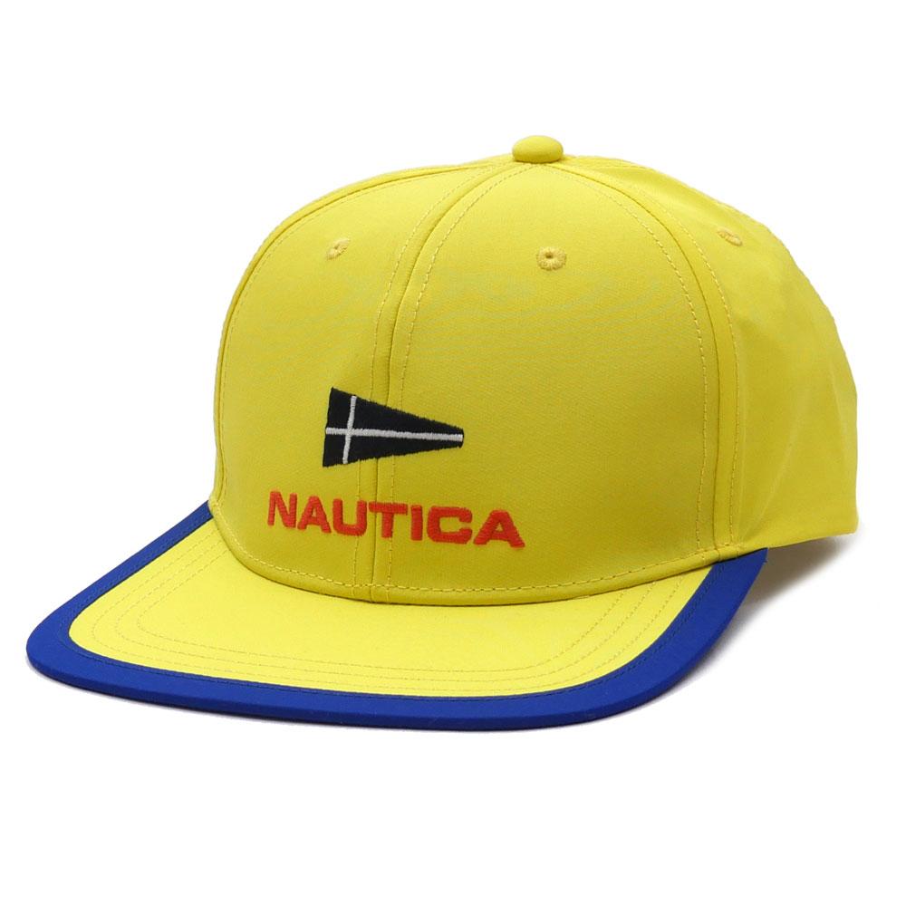 NAUTICA (Nautica) VINTAGE COLLECTION BASEBALL HAT  snapback cap  YELLOW  265-000842-018 f002c242883