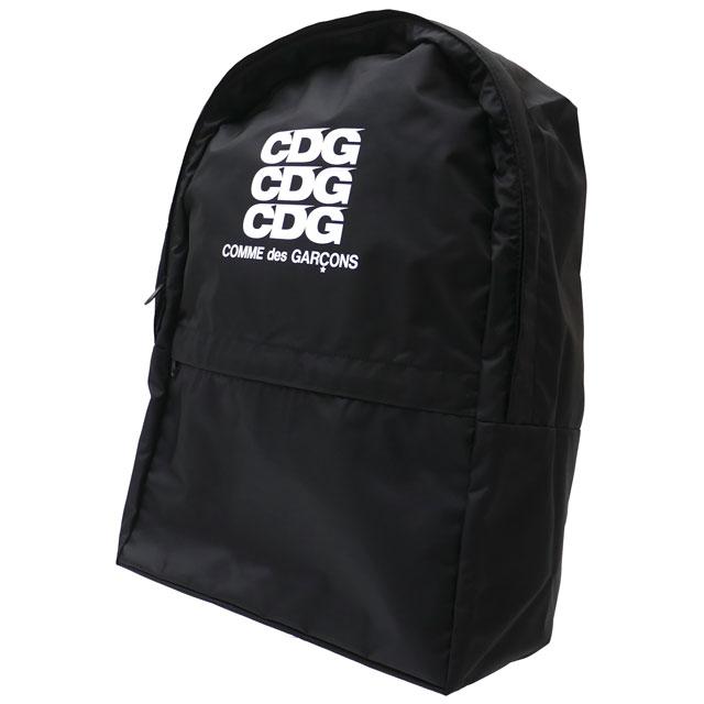 CDG シーディージー BACK PACK バックパック BLACK 276000297011+【新品】 COMME des GARCONS コムデギャルソン
