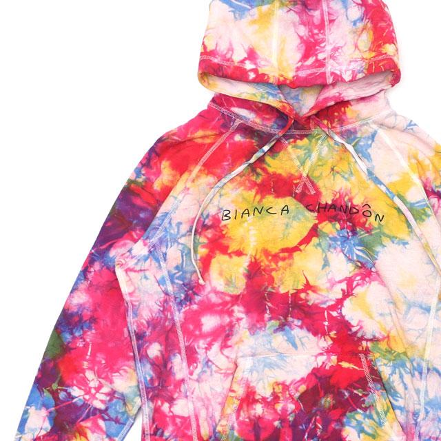ビアンカシャンドン Bianca Chandon LSD LOGOTYPE HOODIE パーカー MULTI マルチ メンズ 420000238059