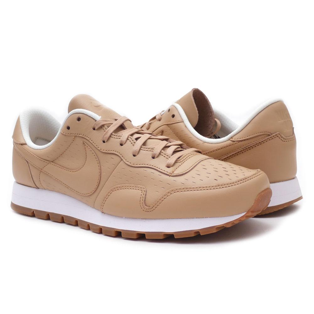 nouveau style 7165d 3ec48 Nike NIKE AIR PEGASUS 83 LSR PRM air Pegasus VACHETTA TAN beige 833,135-200  420000228306