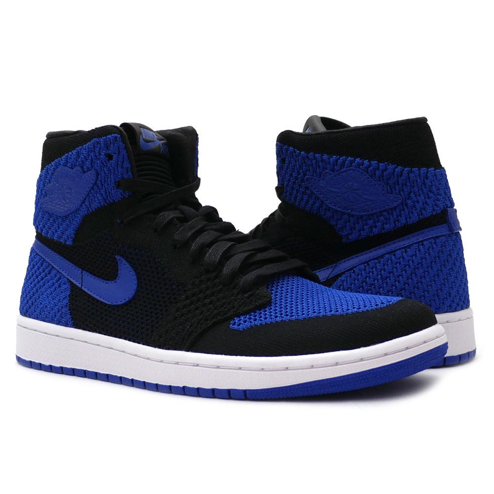 watch d95bf 3965d essense  Nike NIKE AIR JORDAN 1 RETRO HIGH FLYKNIT Air Jordan BLACK ...