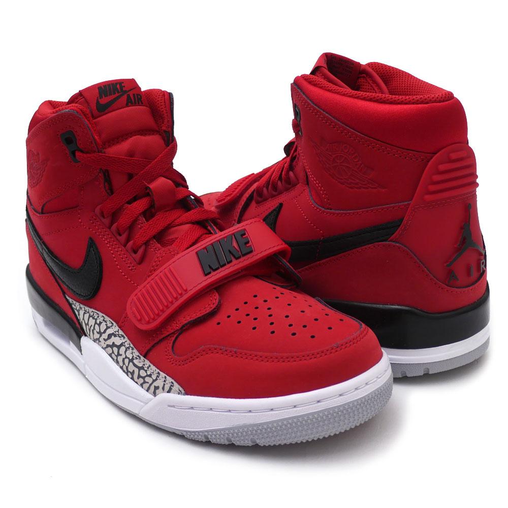 6ef18f6a49e0a Nike NIKE AIR JORDAN LEGACY 312 Jordan Legacy VARSITY RED/BLACK-WHITE men  AV3922-601 191013063273