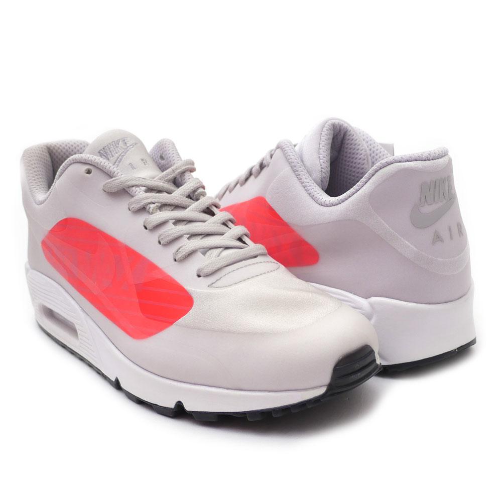 Nike NIKE AIR MAX 90 NS GPX Air Max NEUTRAL GREYBRIGHT CRIMSON LIGHT CRIMSON AJ7182 001 191012896290