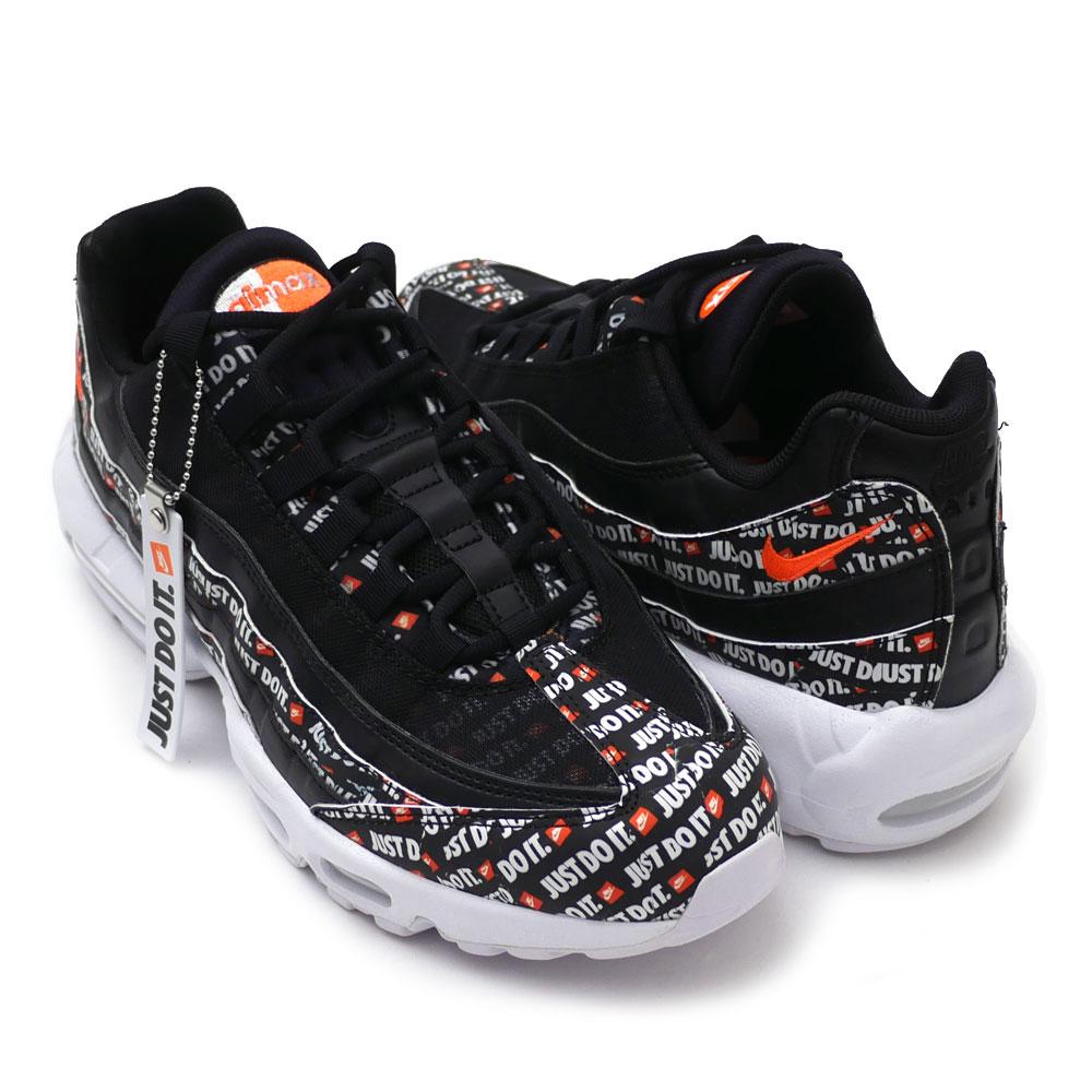 reputable site e18b6 5a1ea essense  Nike NIKE AIR MAX 95 SE Air Max BLACK BLACK-WHITE-TOTAL ...