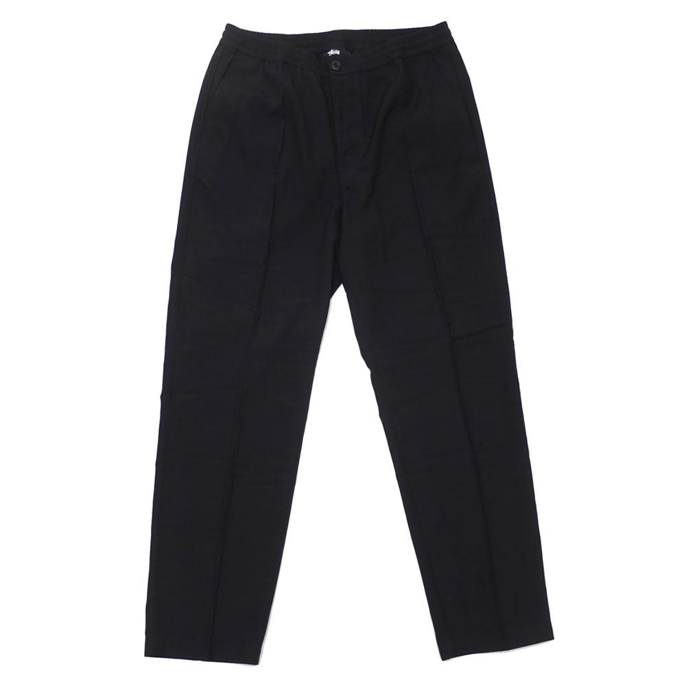ステューシー STUSSY BRYAN PANT イージーパンツ BLACK ブラック 黒 メンズ 420000296041