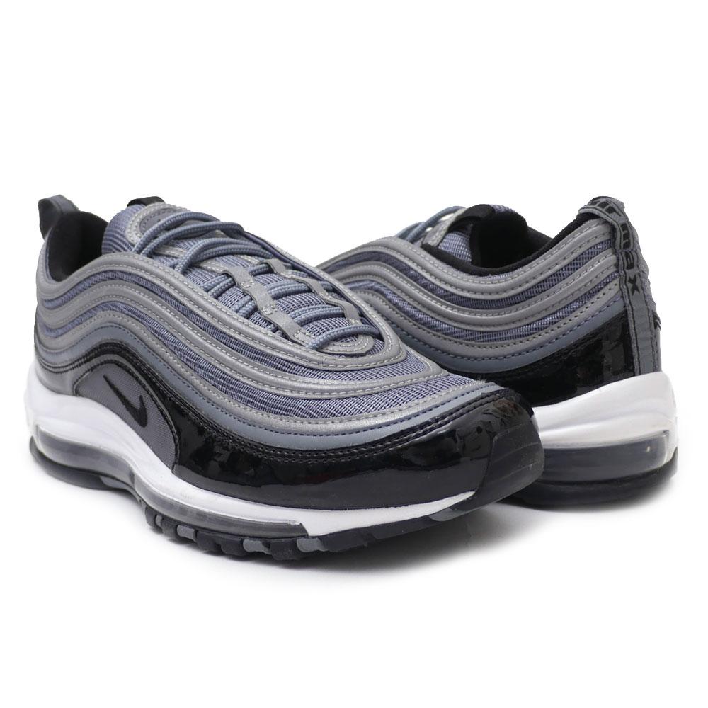 538TL Orijinalleri Nike Air Max 97 Erkek Beyaz Siyah k