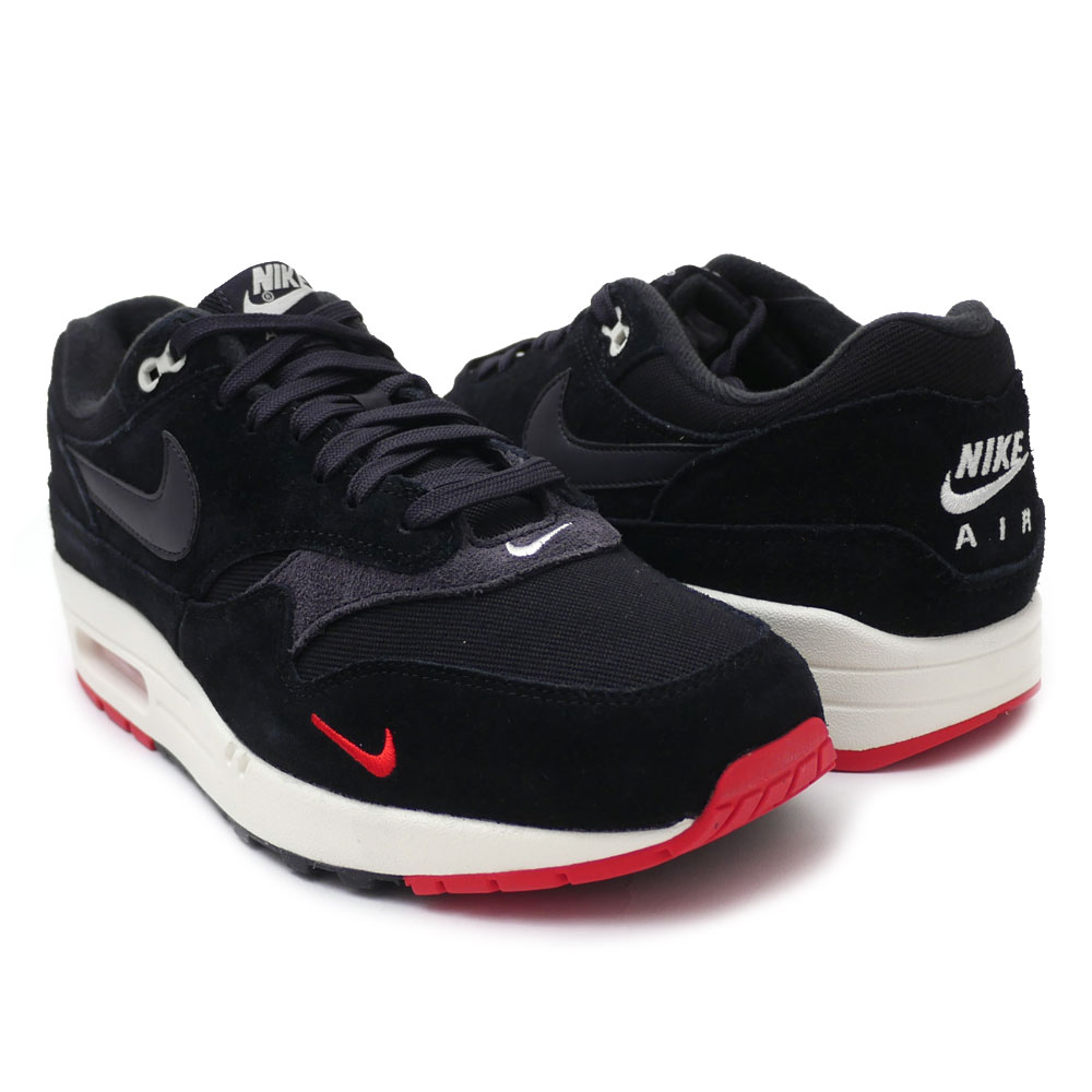 air max 1 black oil grey red