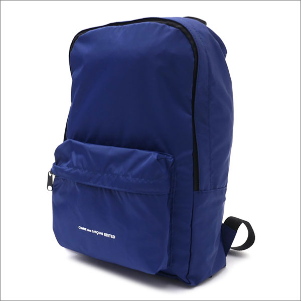 COMME des GARCONS EDITED コムデギャルソン エディテッド NYLON BACK PACK バックパック NAVY 276000268017x【新品】