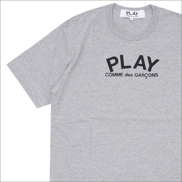 PLAY COMME des GARCONS プレイ コムデギャルソン BACK HEART TEE Tシャツ GRAY 200007725052x【新品】