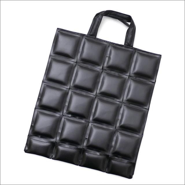 BLACK COMME des GARCONS ブラック コムデギャルソン PATCHWORK TOTE トートバッグ BLACK 277002487011x【新品】