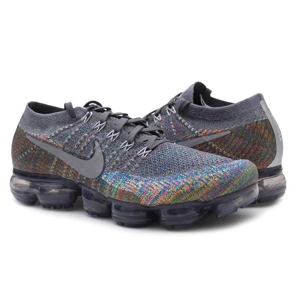 2ffb23948ff8 ... switzerland nike nike air vapormax flyknit vapor max dark grey reflect  silver blue orbit 849558 019