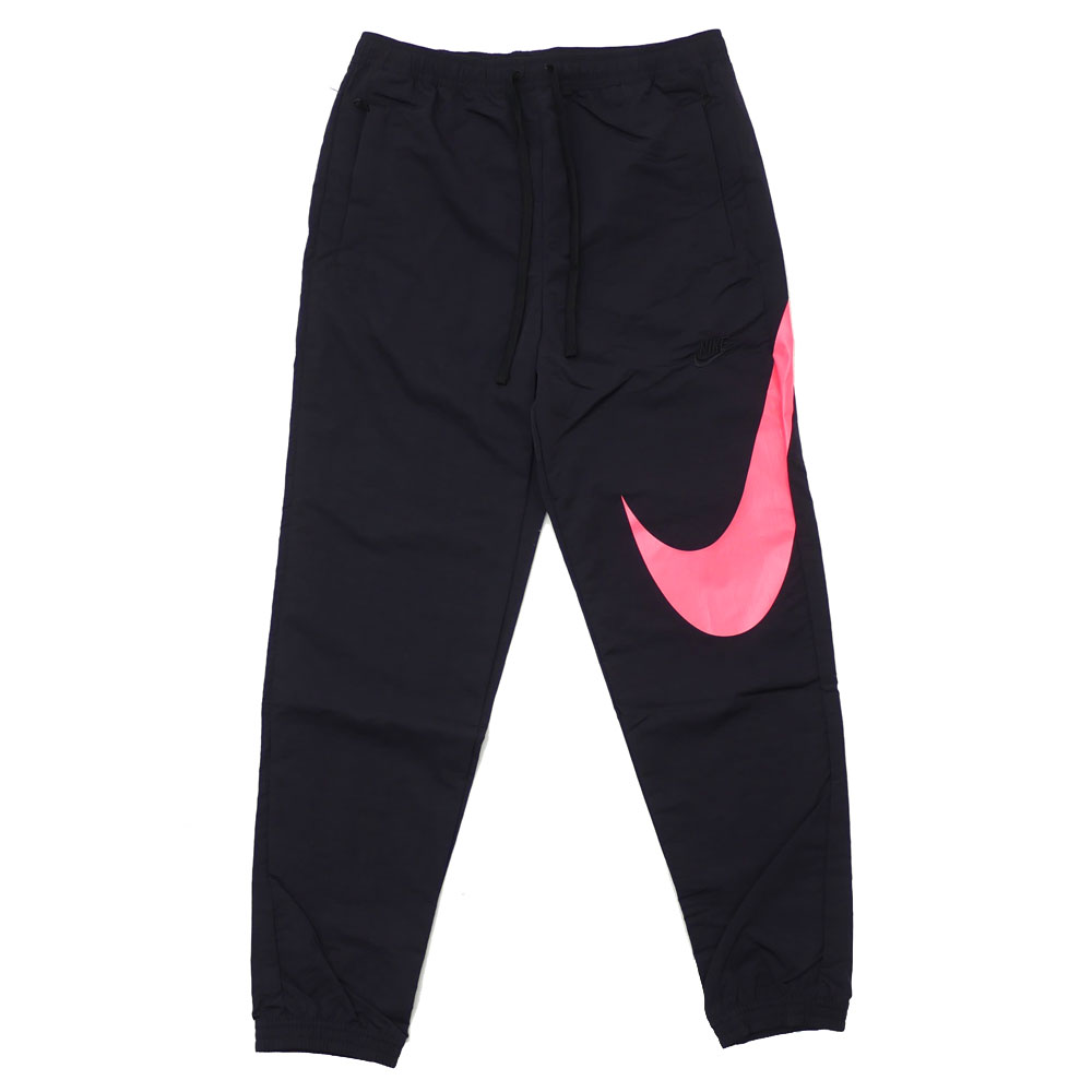 ナイキ NIKE WOVEN PANTS トレーニング パンツ AS M NSW PNT HD ANRK WVN QS BLACK/HOT PUNCH AT5680016 249000610041