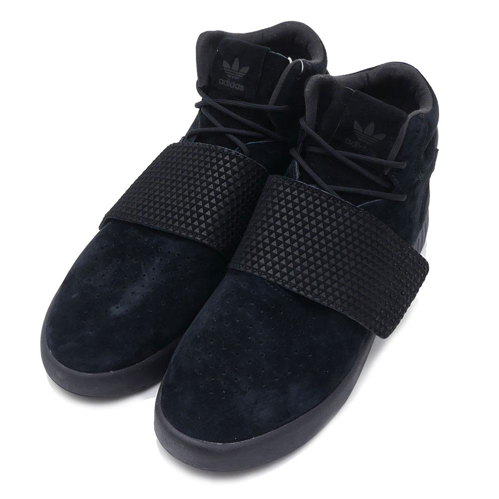 Adidas Tubular Invader All Black
