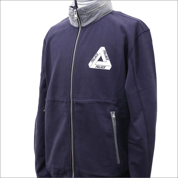 Palace Skateboards パレス スケートボード Funnel With Shell Hood ジャケット BLACK/GREY SHELL 420000015041