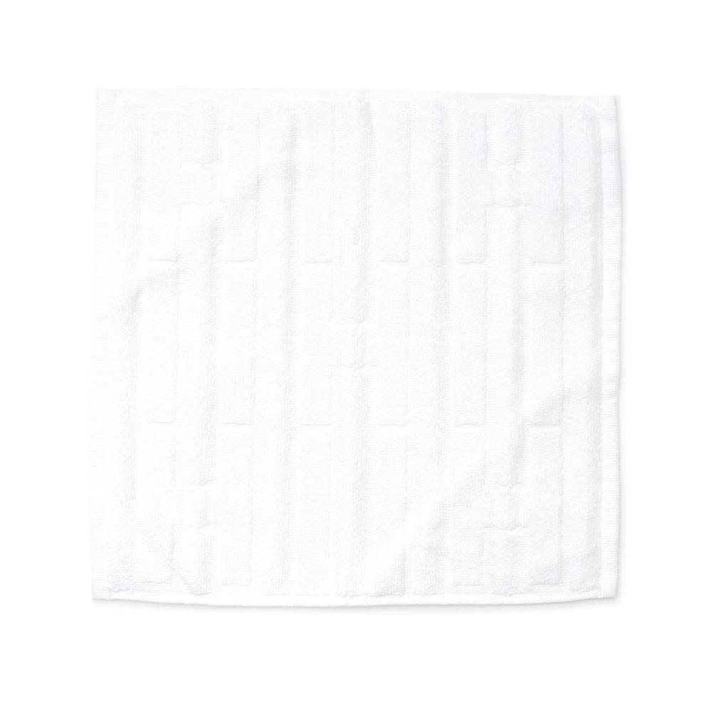 HERMES エルメス LABYRINTHE HAND TOWEL ハンドタオル WHITE 290004343030