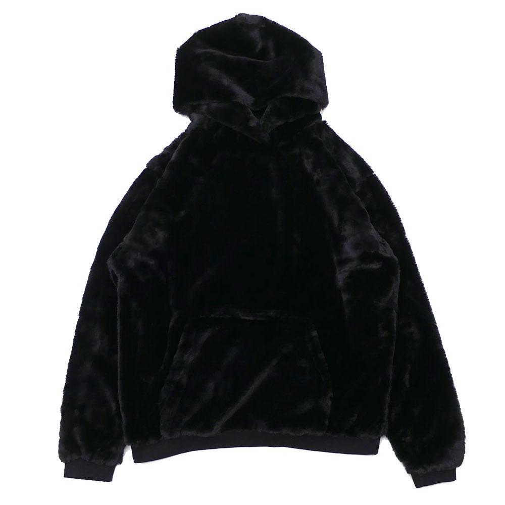 100%安心保証 当店取扱い商品は全て本物 正規商品 Urban Outfitters アーバンアウトフィッターズ Faux 格安 バーゲンセール 価格でご提供いたします Fur メンズ 211000533141 フォックスファー ブラック BLACK Sweatshirt プルオーバーパーカー Hoodie