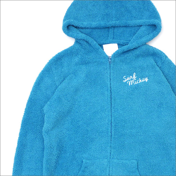 SPECIAL PRODUCT DESIGN スペシャルプロダクトデザイン INSHORE インショア SURF MICKEY PARKA TURQUOISE BLUE 212001004024x【新品】
