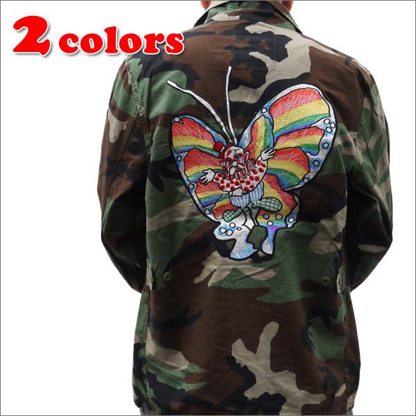 シュプリーム SUPREME Gonz Butterfly BDU Jacket ジャケット 228000139041+【新品】