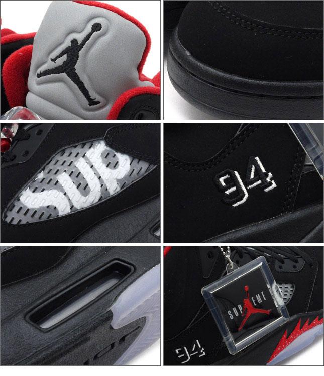 Øverste X Canada Jordan 5 Hvit / Varsity VSETnK
