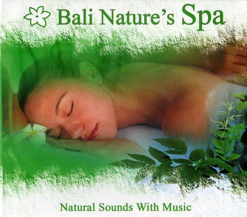 【 試聴OK 】Bali Nature's Spa【 ヨガ ガムラン リラクゼーション ヒーリング CD マッサージ スパ サロン メール便 アジア アジアン 雑貨 バリ島 バリ 雑貨 】