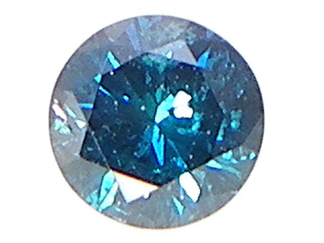 ブルートリート ダイヤモンド 0.341ct I1【訳あり】 【動画あり】