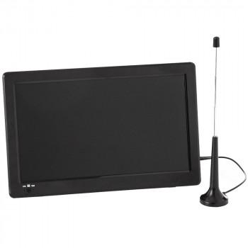 録画機能搭載小型テレビ 12.1インチ液晶&ミラーリング機能付(WiFi) VS-S121MR メーカー直送のため配送日時指定・同梱・代引不可※前払い決済は、支払い後の注文確定となります。