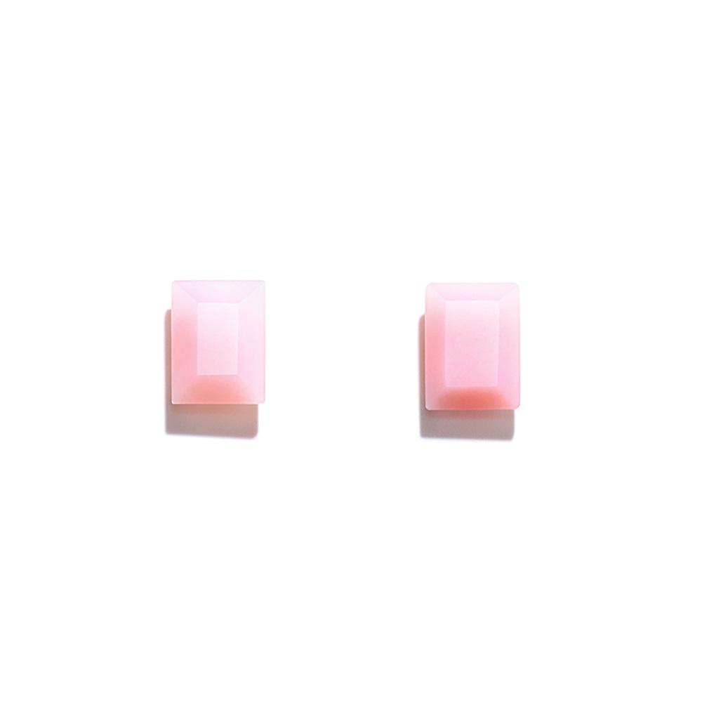 ピンクオパールがかわいい小ぶりデザイン ピアス レディース ピンクオパール K18 イエローゴールド 18k 18金 お買得 BLOOM 返品交換不可 ブルーム ギフト アクセサリー 誕生日 ブランド ジュエリー 誕生石 記念日 プレゼント 贈り物