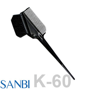 Sunbee 染发刷 k-60 头发染料刷/三痹染发刷 k-60