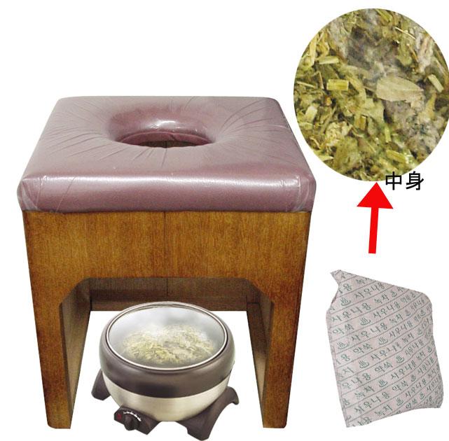 韩国表达艾草蒸浴集的 10P30May15