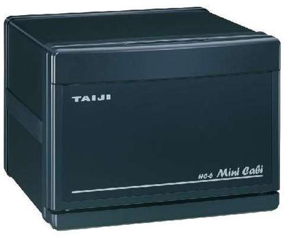 TAIJI MINI CABIN HC-6【電気タオル蒸し器,クロ】 タイジ ホットキャビ 【10P17Apr01】