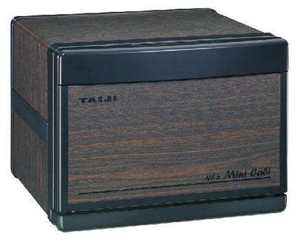 TAIJI MINI CABIN HC-6【電気タオル蒸し器,木目】 タイジ ホットキャビ 【10P17Apr01】
