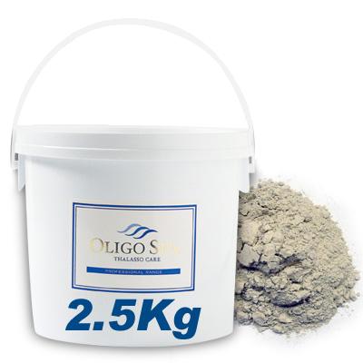 オリゴスパ リミネラライジングボディラップ 2.5kg / 業務用ボディパック(海泥・海藻) ボディラップ 泥パック タラソパック 【10P17Apr01】