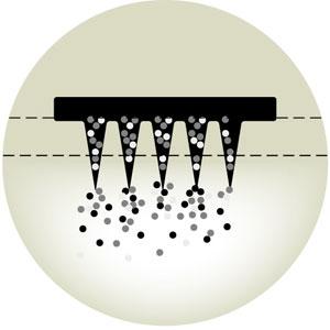 SPA处理i微补丁2张*50套/SPA treatment i micro patch 100pcs(2pcs X 50set)for professional