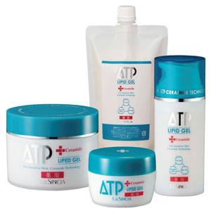 ラシンシア 薬用 ATP リピッドゲル 400g 詰替用 / La Sincia ATP Lipid Gel 400g