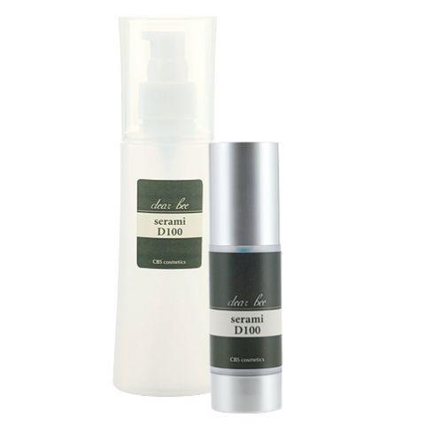 clear bee クリアビーセラミD100 150ml 業務用CBS化粧品 エステティックサロン専売品