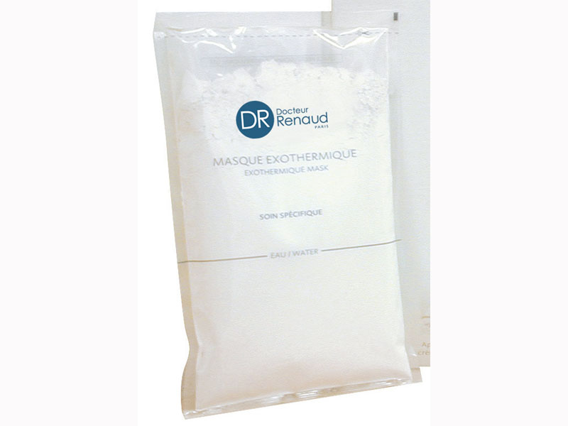 ドクタールノー マスク エグゾテルミック 250g×10袋、85g×1本 業務用 ナチュラルドクターコスメ サロン専売品 Dr.Renaud 正規品