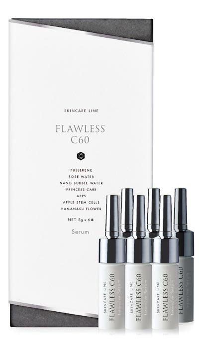 フローレスC60 インテンシブセラムW 30g FLAWLESS C60 正規品 送料無料