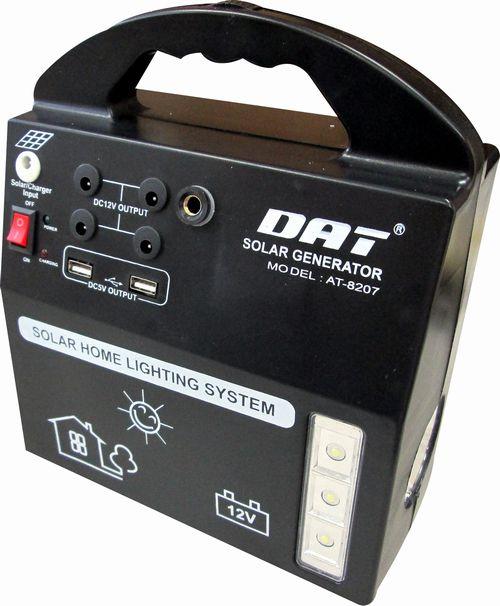 停電しても照明や小型家電が使えるエコなソーラー蓄電器レジャー アウトドア 防災ソーラーホーム蓄電器セット送料無料