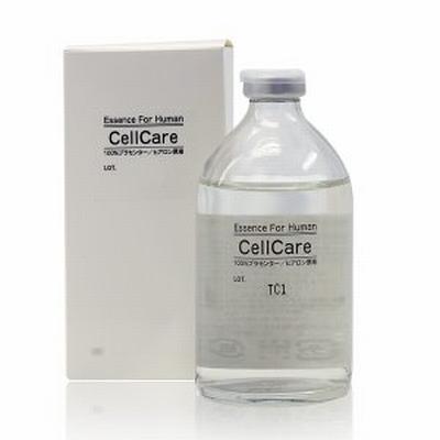 セルケア ピュアエッセンス 100mL 業務用 プラセンタエキス50% ヒアロンエキス50% Cell Care 正規品 送料無料