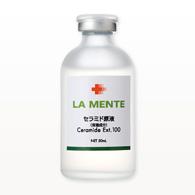 【8/4 5時間限定P5倍】LA MENTE ラメンテ ピュアセラミド100+ 50mL 素早くなじんでバリア機能を高める