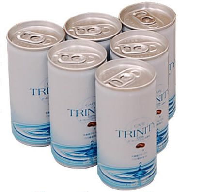 Cafe Trinityカフェトリニティー 30本入り×2個セット特許乳酸菌配合と有機JAS認定豆使用コーヒー送料無料
